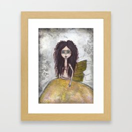 Nissa the Fairy Framed Art Print