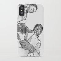 pulp iPhone & iPod Cases featuring pulp by BzPortraits