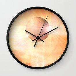 Starbright Wall Clock