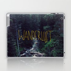 Wanderlust: Rainier Creek Laptop & iPad Skin