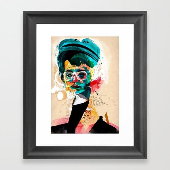 270113 Framed Art Print