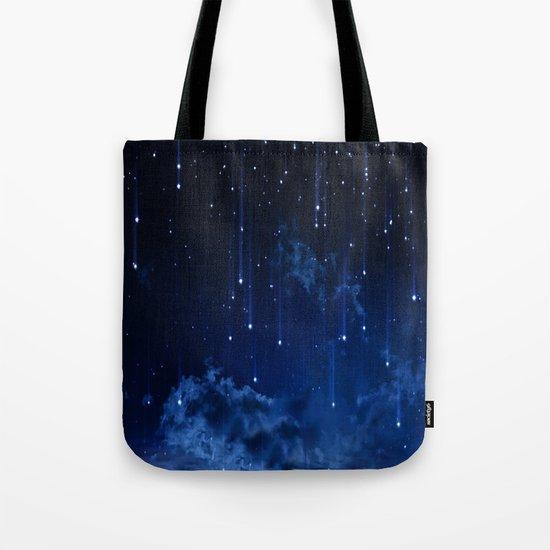 Falling stars II Tote Bag