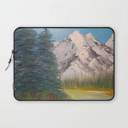 Autumn, Canadian Rockies Laptop Sleeve