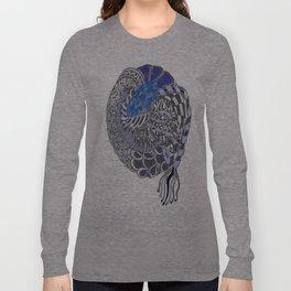 Tassel Sphere Long Sleeve T-shirt