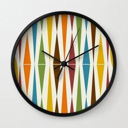 Mid-Century Modern Art 1.4 Wall Clock
