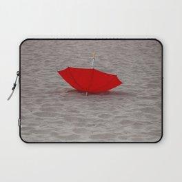 Lost red Umbrella Laptop Sleeve