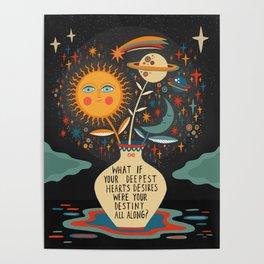 Deepest heart's desires Poster