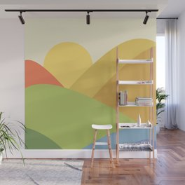 Rainbowland Wall Mural