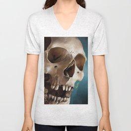 Skull 2 Unisex V-Neck