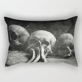 Once Were Warriors IV. Rectangular Pillow