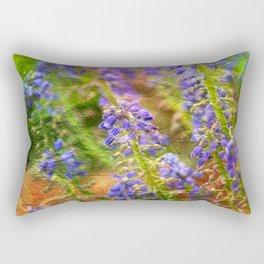 MUSCARI Rectangular Pillow