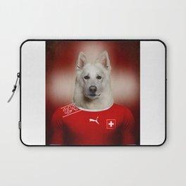 Worldcup 2014 : Switzerland - Swiss Sheperd Laptop Sleeve