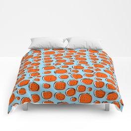 Naranjas de invierno Comforters
