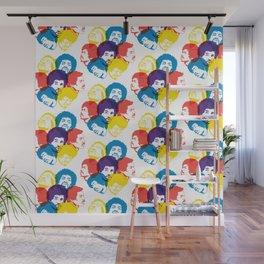 Hendrix Pattern Wall Mural