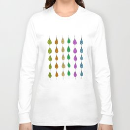 Candy Raindrops Long Sleeve T-shirt