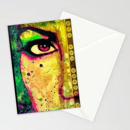 Gaze by Lika Ramati Stationery Cards