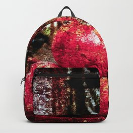 Pomegranates And A Pitcher Backpack