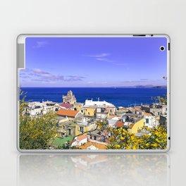 The Pearl Of The Mediterranean Sea Laptop & iPad Skin