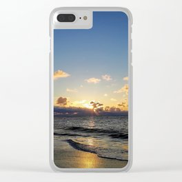 smell the sea and feel the sky Clear iPhone Case
