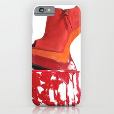 Dripping Red Shoe iPhone 6s Slim Case