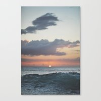 aloha Canvas Prints featuring Aloha by Tasha Marie