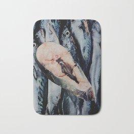 Salmon Bath Mat