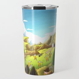 William Tell Freedom Fighter Travel Mug