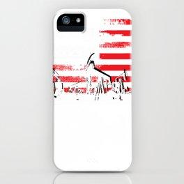 Gildan Heavy Blend Adult Hooded Sweatshirt iPhone Case