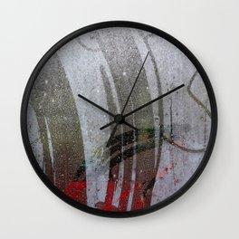Urban Abstract 94 Wall Clock