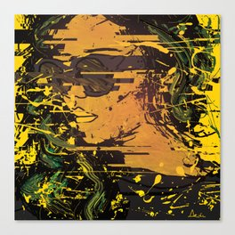 Listeners, Bluntheads, Fly Ladies, and Prisoners Canvas Print