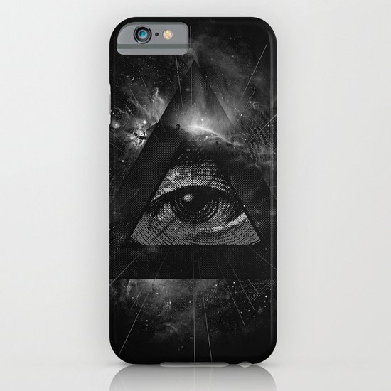 The Eye iPhone & iPod Case