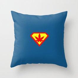 Super Dealer Throw Pillow