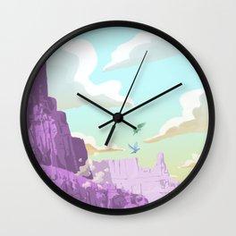 Thelma & Louise Wall Clock
