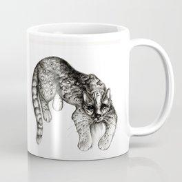 Tropical Wild Cat Coffee Mug