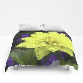 Dahlia Comforters