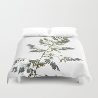 grace Duvet Covers featuring GRACE by Teresa Chipperfield Studios