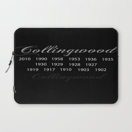 Collingwood Premierships Laptop Sleeve