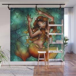 That Siren Wall Mural