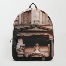 The Treasury (Al Khazneh) Photo | Jordan Petra Travel Photography | Treasury In Petra  Backpack