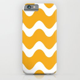Squiggly Wiggly iPhone Case