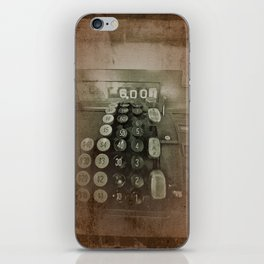 keystone iPhone Skin