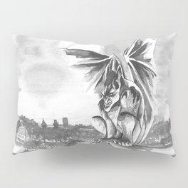 Gargoyle Night Pillow Sham