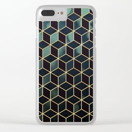 Emerald City Clear iPhone Case