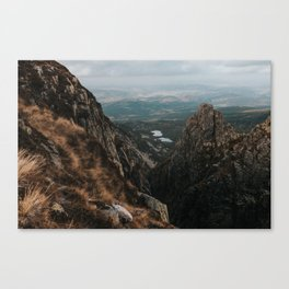 Giant Mountains - Landscape and Nature Photography Canvas Print