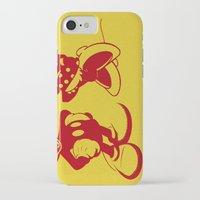minnie mouse iPhone & iPod Cases featuring Mickey and Minnie Mouse by Katherine Marshall