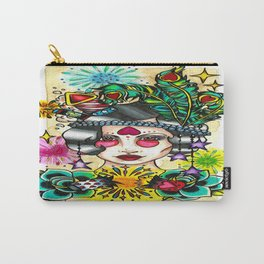 Fourth of July Flapper Carry-All Pouch