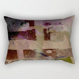 Poison Moon Rectangular Pillow