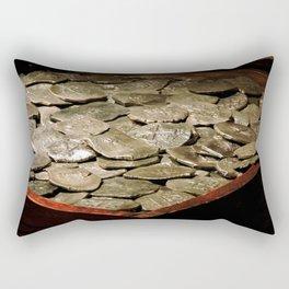 Dreams of Pirate Treasure Rectangular Pillow