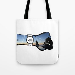 Be Here. Tote Bag