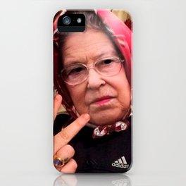 Mutha iPhone Case